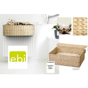EBI Radiator Bed Cloud Nine Cream Beige