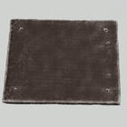 RHRQuality Square Middle Plate Corner Coon 60x50 Taupe