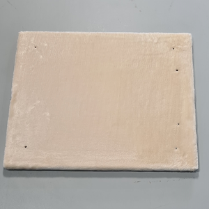 RHRQuality Square Middle Plate Corner Coon 60x50 Creme