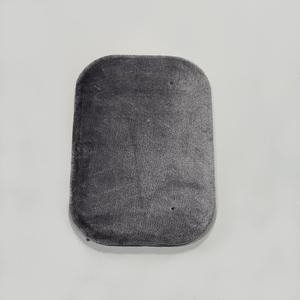 RHRQuality Side Plate Catdream 50x36 Dark Grey