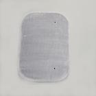 RHRQuality Side Plate Catdream 50x36 Light Grey