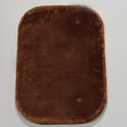 RHRQuality Side Plate Catdream 50x36 Brown