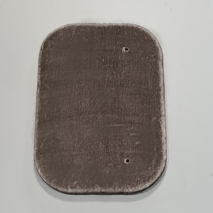 RHRQuality Side Plate Catdream 50x36 Taupe