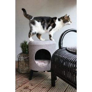 DUVO+ Luxury Cat Cave Louis & Jean