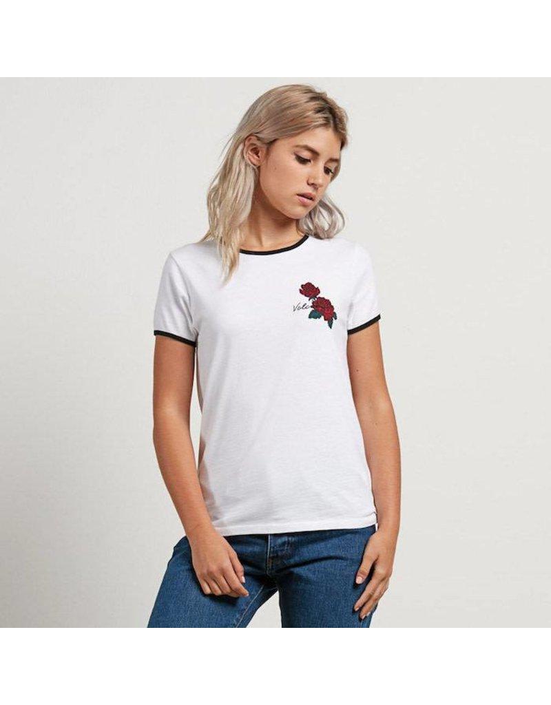 Volcom Volcom Keep On Goin Ringer T-Shirt