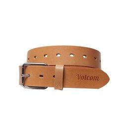 Volcom Volcom Strangler Leather Belt