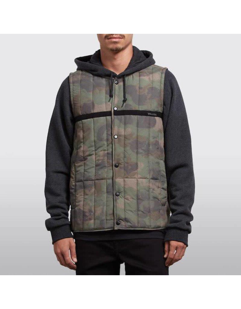 Volcom Volcom Stripester Puffer Jacket
