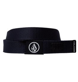 Volcom Volcom Circle Web Belt - Navy