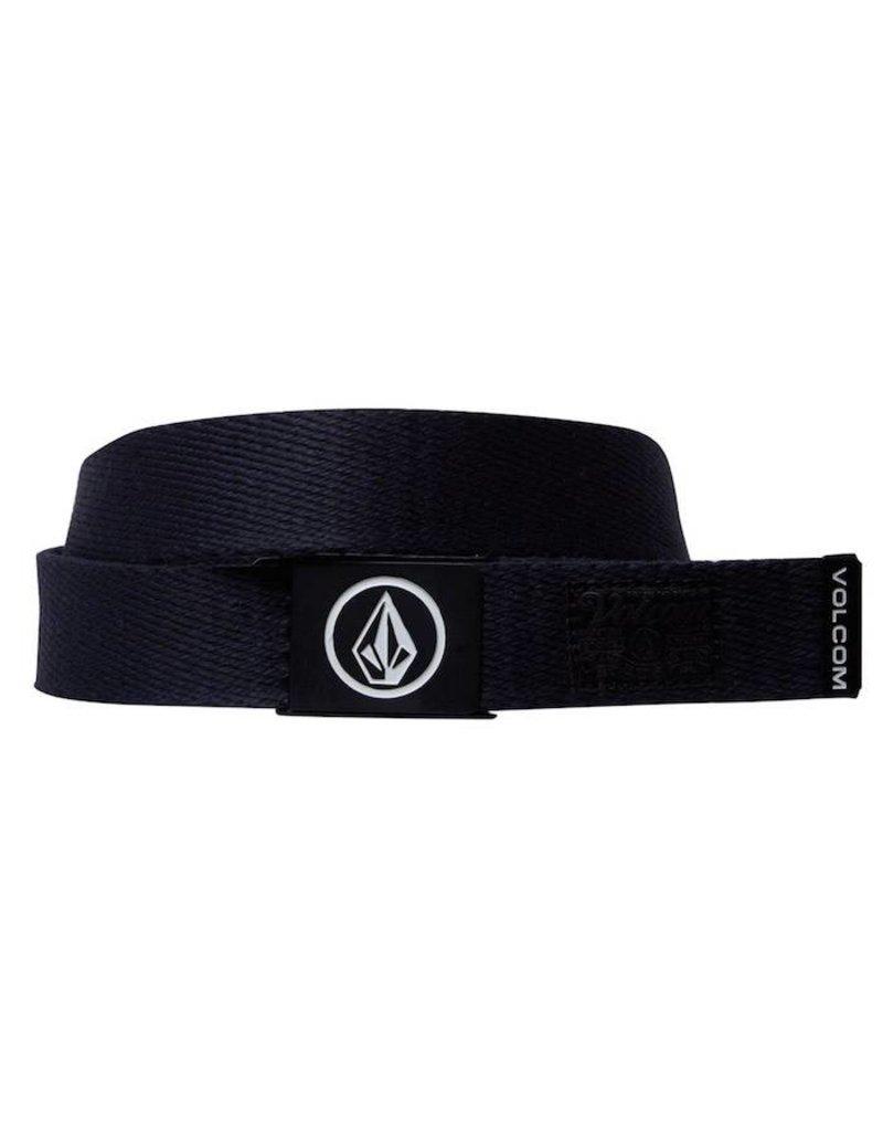 Volcom Volcom Circle Web Belt - Navy