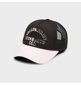 Volcom Volcom Final Rose Cap - Black/Pink