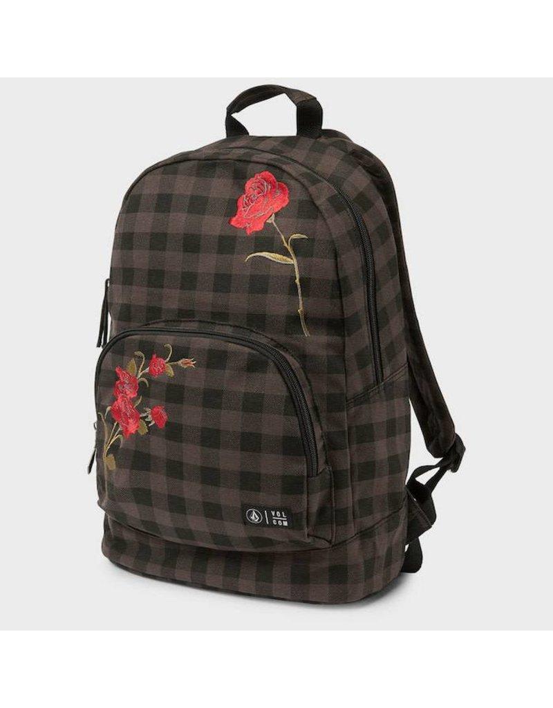 Volcom Volcom Schoolyard Canvas Backpack - Multi