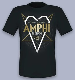 "T-SHIRT - MOTIV ""HEART GOLD 2016"""