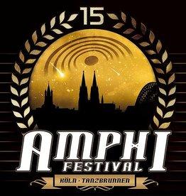 15. AMPHI FESTIVAL 2019 - WEEKEND-TICKET