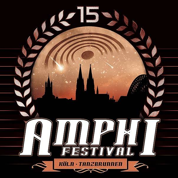 15. AMPHI FESTIVAL 2019 - SUNDAY - 21. JULY 2019