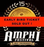 EARLY BIRD TICKET - 15. AMPHI FESTIVAL 2019