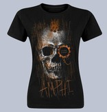 "GIRLY-SHIRT - MOTIV ""SKULL"""