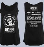 "LADIES TANK TOP - MOTIV ""FAUST"""