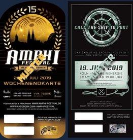 AMPHI 2019 + CALL THE SHIP TO PORT 2019