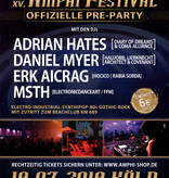 PRE-PARTY - AMPHI FESTIVAL 2019