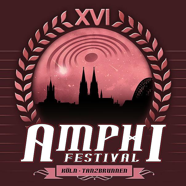XVI. AMPHI 2020 - TAGESKARTE SAMSTAG - 25. JULI 2020