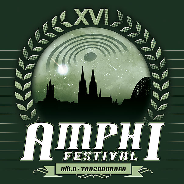 XVI. AMPHI FESTIVAL 2020 - TK SONNTAG - 26. JULI 2020