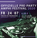 PRE-PARTY - AMPHI FESTIVAL 2020