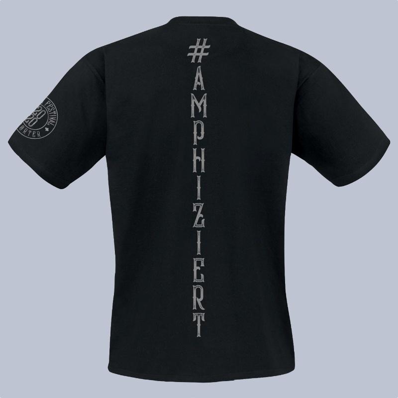 """T-SHIRT - AF 2020 Supporter """"AMPHIZIERT"""""""