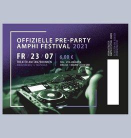 PRE-PARTY - AMPHI FESTIVAL 2021