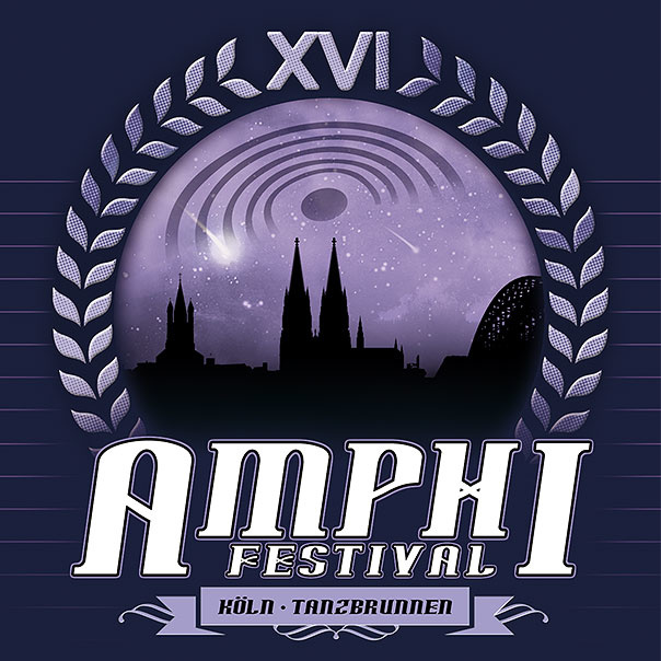 XVI. AMPHI 2022 - WOCHENEND - TICKET