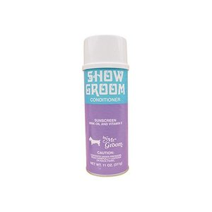 Diverse Anzeigen Groom Conditioner Finishing Spray