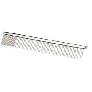 Diverse Grooming Comb Finishing
