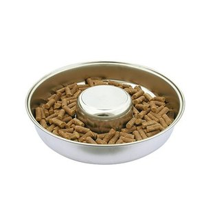 Diverse Puppy eating bowl Stainless Steel