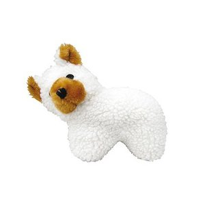 Chuckle City Lambfleece Hond 27 cm Speelgoed Voor Honden