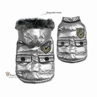 Pretty Pet Pretty Pet Metallic Silver