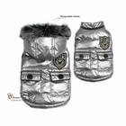 Pretty Pet Pretty Pet Metallic Silver