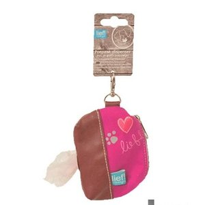 Dog poo pouch