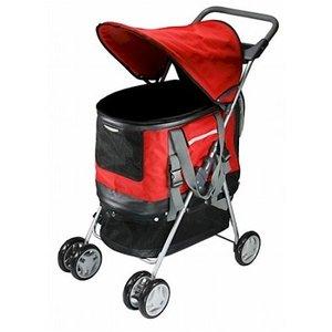 Deluxe Pet Stroller