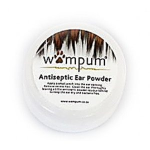 Wampum Wampum Antiseptic ear powder