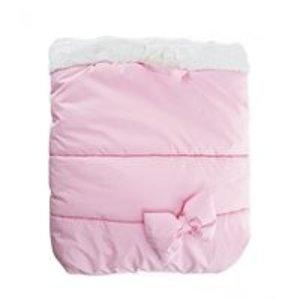 Puppy Angel Softy sleeping bag, pink