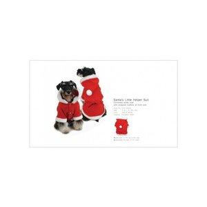 Puppy Angel Santas Little Helper Suit