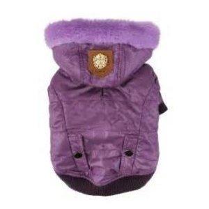 Puppia puppia shiny coat purple