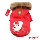 Puppia Puppia Alpine rood