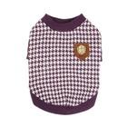 Puppia puppia classic double shirt purple