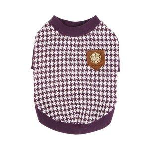 Puppia Puppia classic double purple shirt