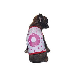 Max & Co Fluff T-Shirt I Paw Roze