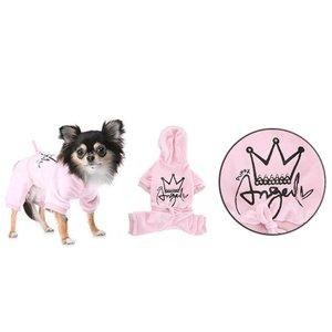 Puppy Angel Puppy Angel Girls Overalls