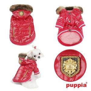 Puppia puppia explorer coat red