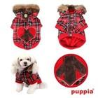 Puppia Puppia peace generation coat red