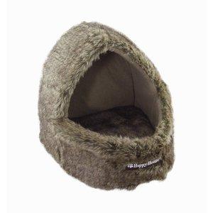 Happy House Cradle Fur Brown