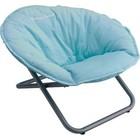 Happy House Chair Rippe kleinen blauen